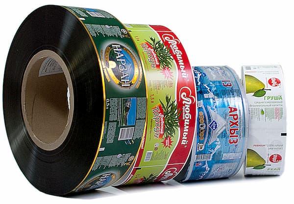 Производство металлизированной этикеточной бумаги